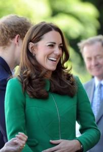 Amiga entrega que Kate Middleton está grávida de novo. Será?