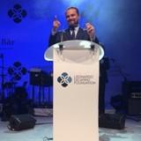 DiCaprio reúne só feras em Saint-Tropez em prol das causas ambientais