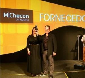 MChecon ganha prêmio de Fornecedor do Ano no AMPRO Globes Awards