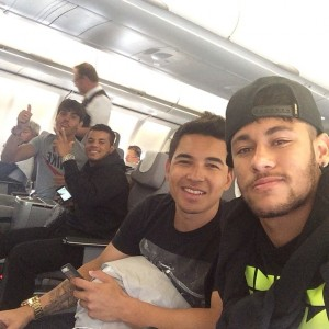 Tem japonês lucrando com a lesão de Neymar na Copa do Mundo