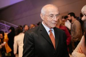 """Eduardo Suplicy se diz """"muito feliz"""" com o boom cultural de SP"""