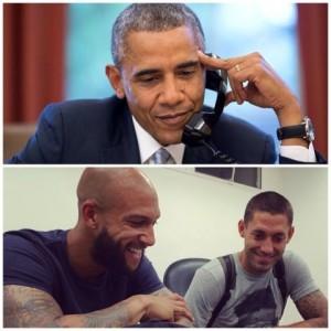 Barack Obama liga para os jogadores dos EUA após a eliminação na Copa