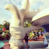 Walério Araújo e a divertida passagem por Orlando em busca do Mickey