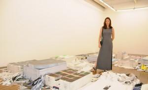 Galeria Vermelho reúne turma artsy para abertura de 3 mostras