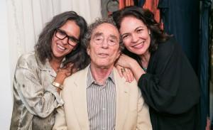 Vik Muniz, Gilda Midani e mais em lançamento no Rio