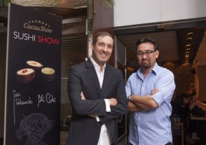 Cacau Show mistura chocolate com sabores da culinária japonesa