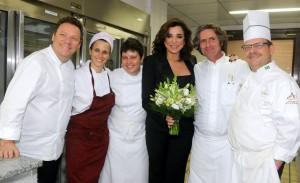 Troisgros, Sudbrack e chef três estrelas em jantar no Rio