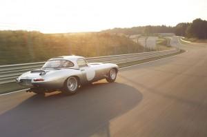 Jaguar lança continuação de power série especial dos anos 60