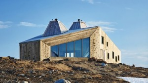 Deluxe: cabanas na Noruega para abrigar aventureiros do esqui e escalada