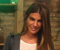 Bianca Brandolini se entregou aos cuidados de Cris Dios em SP