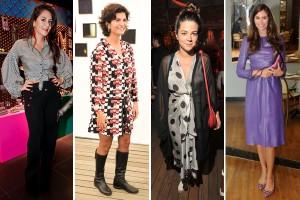 De Andrea Dellal a Maythe Birman, as mais bem vestidas da semana