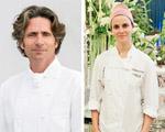 Claude Troisgros, Roberta Sudbrack e chef três estrelas em jantar no Rio