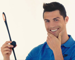 Cristiano Ronaldo participa de propaganda comédia no Japão