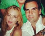 Em Mykonos, Lindsay Lohan só quer andar de jet ski. Glamurama conta