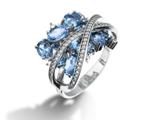 Virginianas podem encontrar joias com suas pedras no Cidade Jardim