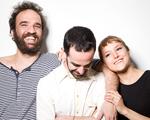 Mallu Magalhães, Marcelo Camelo e Fred Ferreira juntos no projeto 'Banda do Mar'