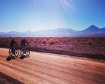 Renata Castro faz viagem pelo deserto e neve do Chile. Às dicas!