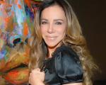 Cristiana Arcangeli arma almoço para apresentar novidades da Beauty'in