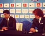 """David Luiz é apresentado como novo jogador do PSG: """"Vou fazer tudo pelo time"""""""