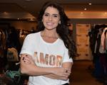 Anote já: Giovanna Antonelli abre o seu bazar beneficente em SP