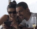 Vogue Eyewear flagra Isabeli Fontana e Di Ferrero no maior love em Miami. Play!