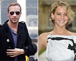 Chris Martin, ex de Gwyneth Paltrow, saindo com Jennifer Lawrence!