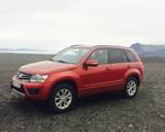 Aventura Suzuki: a publicitária Vanessa Massaro atravessou a Islândia de 4×4