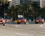 A coreografia em alta velocidade da BMW para divulgar o novo M235i