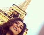 Juliana Paes em momento tietagem em Paris. A gente explica!