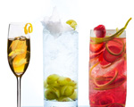 Vodka super premium CÎROC marca presença no lançamento da Lily Sarti