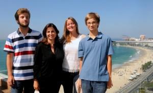 Uma entrevista exclusiva com a família real de Portugal: sem assuntos proibidos