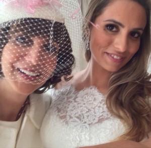 Mara e Marcio Fainziliber casam a filha no Rio. Aos detalhes