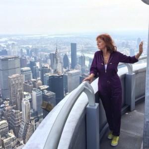 Susan Sarandon tem apartamento roubado em Nova York