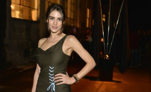 Luisa Moraes recebe no bar pop-up da Absolut Elyx no Cidade Matarazzo