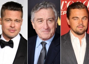 Brad Pitt abandona lua de mel a pedido de Martin Scorsese. O motivo?