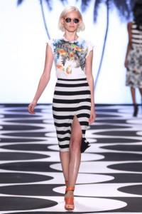 Nicole Miller esbanja brasilidade na Semana de Moda de NY. Confira!