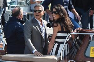 Todos os detalhes do casamento de George Clooney e Amal Alamuddin em Veneza