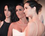 Isabella e Francesca, filhas de Carola Diniz, estão de mudança do país