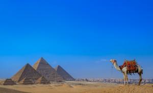Google Street View agora faz passeio pelas pirâmides do Egito
