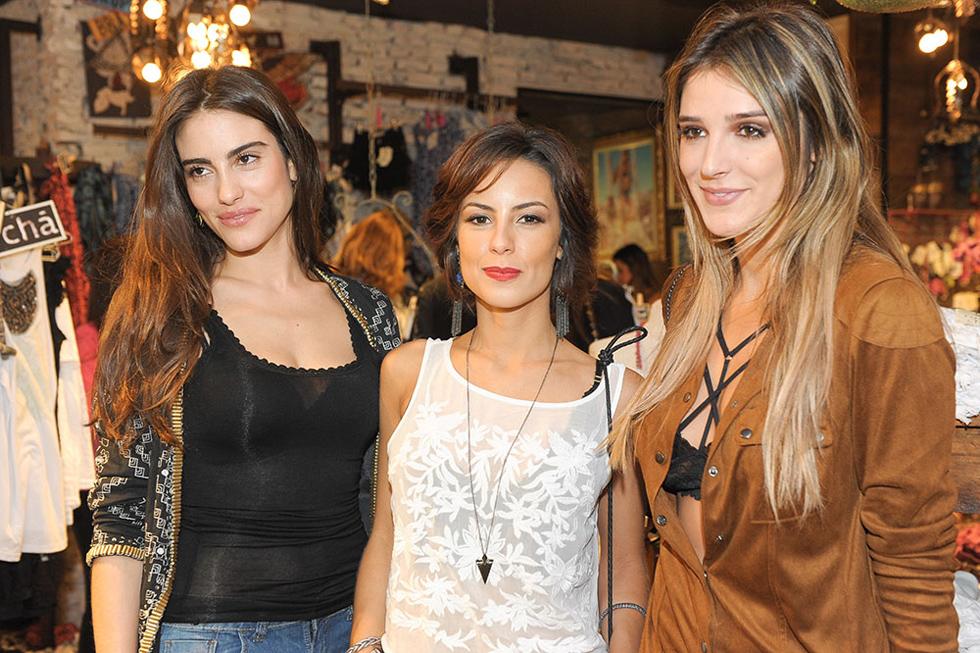 b296d9eec3f Rosa Chá inaugura loja no Shopping Iguatemi SP com festa – Fotos ...