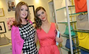 Marca Kate Spade arma festa no Shopping Cidade Jardim