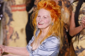 Vivienne Westwood será homenageada pela Scottish Fashion Awards Hall of Fame