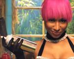 "Nicki Minaj leva seu hit ""Anaconda"" para as passarelas de Alexander Wang"