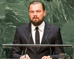 Leonardo DiCaprio estreia conta no Instagram durante Cúpula do Clima da ONU