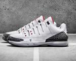 Michael Jordan e Roger Federer juntos para criar um novo tênis a convite da Nike