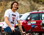 Mitsubishi Outdoor: rali teve a presença de Rômulo Neto e da atleta Chloé Calmon