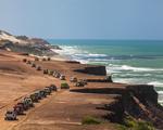 Aventura Suzuki: Alina Ribeiro participou do Jimny Day da Praia da Pipa