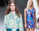 As peças holográficas da Semana de Moda de Londres. Para suspirar!