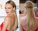 Kate Bosworth e seu meio preso superliso no festival de Toronto
