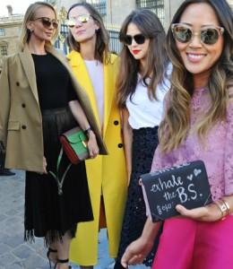 A moda de rua cool e elegante do quarto dia da Semana de Moda de Paris